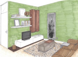 Re-styling woning in Den Haag
